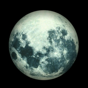 Full Phase Moon