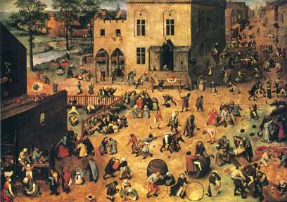 children-s-games-1560 pieter bruegel