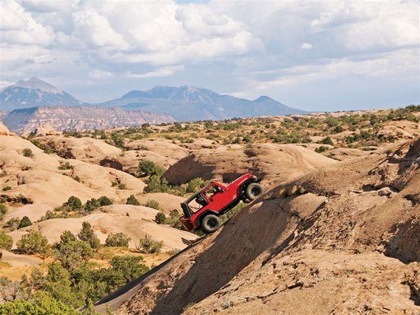 moab ascent