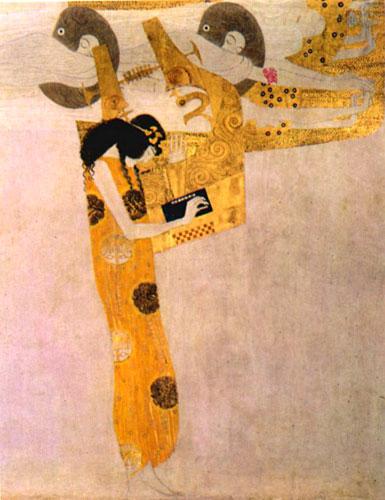 Klimt Poet