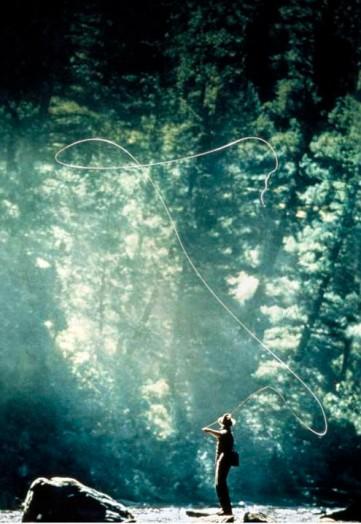 fly fishing river runs
