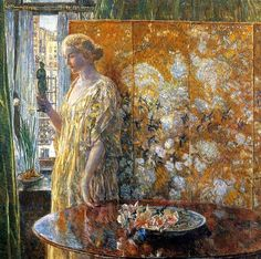 Galatea Childe Hassam