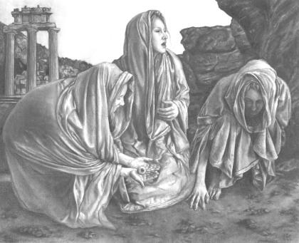 Graiai Sisters
