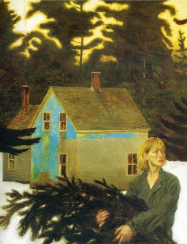 J. Wyeth black spruce