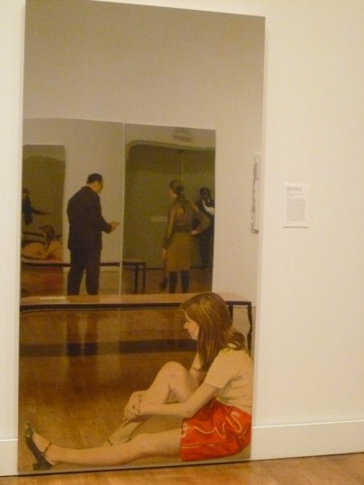 mirror art pistoletto