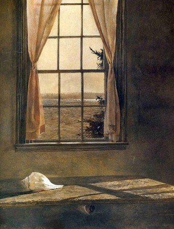 wyeth her room detail