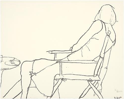 diebenkorn 1968 seated woman