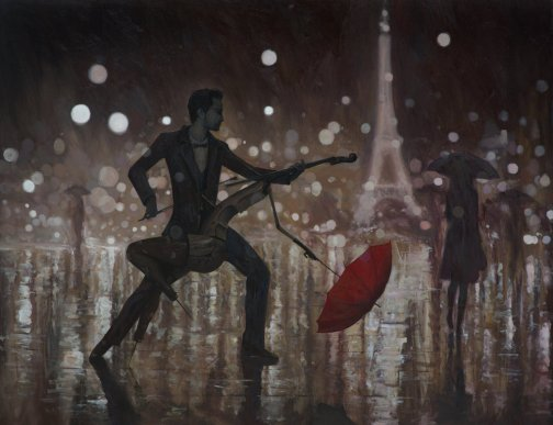life_is_a_dance_in_the_rain___oil_painting_by_borda-d93z8k8