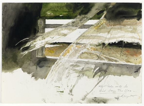 wyeth wind from the sea draft