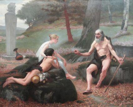 rodolpho amoedo 1887 the narrative of philetas