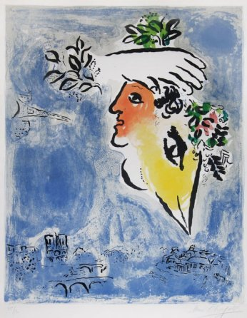 sky pilot marc chagal
